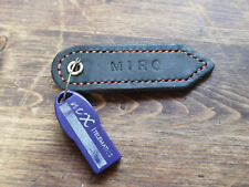 More details for leather tags for blue key (mix telematics) for bus drivers