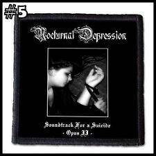 NOCTURNAL DEPRESSION  --- Patch / Aufnäher --- Various Designs