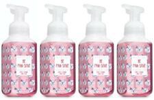 4 Bath & Body Works BE PAW-SITIVE STRAWBERRY LEMON Gentle Foaming Hand Soap CATS