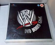 World Wrestling Entertainment DVD Board Game 2005
