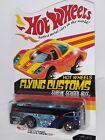 RLC Hot Wheels ( Surfin School Bus ) # 2 of 4 , Flying Customs , 2003