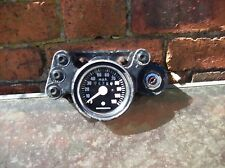Jawa cz 125 175 250 350 speedo clock console speedometer gauge dial barn find