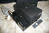 Slide projector VOIGTLANDER VP 135AF slide +remote + black rollei CASE