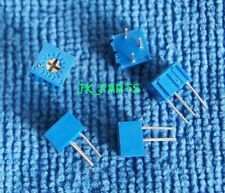 10pcs New 50K Ohm 3362P Trimpot Trimmer Potentiometer 3362P-503