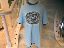 lucky brand blue too tough to die Vintage tee shirt Nwt unisex m medium