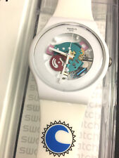 SWATCH NEW GENT SPECIAL  SOFIA MULANOVICH  SUOW100D NEW