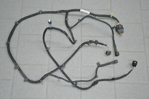 Aston Martin Vantage Cable Loom Transmission Manual Harness 9G33-7E443-AB