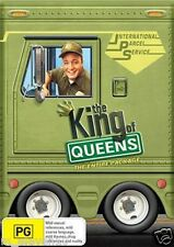 The King Of Queens SEASONS 1 - 9 : NEW DVD