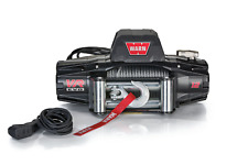WARN 103254 VR EVO Series Winch 12,000lb with Steel Cable Jeep 4x4 Off-Road SUV