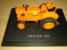 Trattore Tractor Tracteur OM 35/40 R -1952