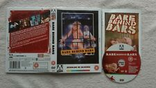 BARE BEHIND BARS DVD RARE ARROW VIDEO CULT GRINDHOUSE CLASSIC R0-ALL FAST POST