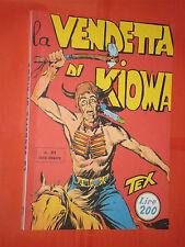 TEX  WILLER GIGANTE N°1/29 -N°21-LA VENDETTA DI KIOWA -PUBBLICAZIONE AMATORIALE