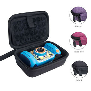 1*Hard EVA Storage Bag Protect Carrying Case for VTech KidiZoom Duo Child Camera