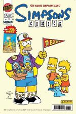 SIMPSONS COMICS # 175 + POSTER - PANINI COMICS 2011 - TOP