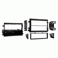 Metra 99-5807 Installation Dash Kit for Select 05-06 Ford Mercury