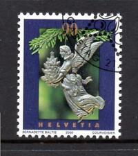 SWITZERLAND USED 2000 SG1471 CHRISTMAS