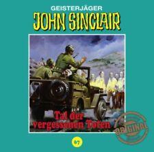 John Sinclair Tonstudio Braun Folge 67 Tal der vergessenen Toten (29.09.17 Hörsp