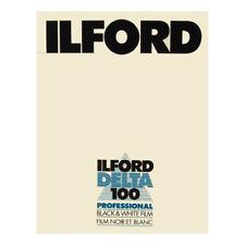 Ilford Delta 100 Professional Black & White 5x4 Large Format Film
