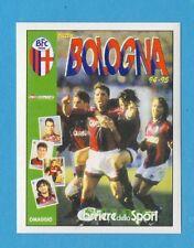 BOLOGNA 96/97 - EDILAND -Figurina n.43- COPERTINA ALBUM TUTTO BOLOGNA 94/95 -NEW