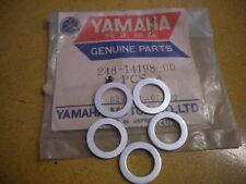 Yamaha Carburetor Gasket 70-71 HT1 74 DT250 DT360 69-71 CT1 248-14198-00 QTY5