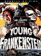 Young Frankenstein (VHS,1974,B&W ) Gene Wilder, Peter Boyle--Free Shipping