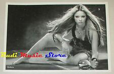 STAMPA FOTOGRAFICA SHAKIRA poster 42X31 cd dvd vhs lp live mc