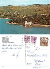 Trieste - Castello Miramare - VIAGGIATA AUSTRIA (A-L 477)