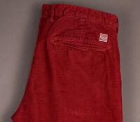 Tommy Hilfiger Hommes Sasha Extensible Slim Pantalon Chino Taille W33 L34 ARZ909
