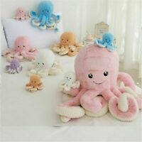 Octopus Pendant Plush Toy Stuffed Animal Doll Home Birthday Gift Cute Toys For @