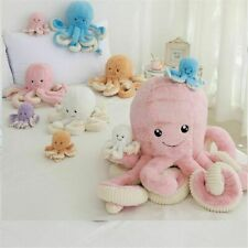 2020 Cute Octopus Pendant Plush Toy Stuffed Animal Doll Home Birthday Gift Toys