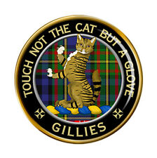 Ghillies Clan Scozzese Spilla