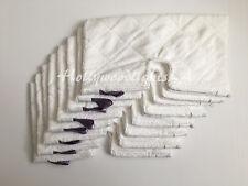 8 Standard Microfiber Pads for Shark Pocket Mop s3550 s3501 s3601 s3901