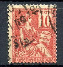 PROMO / TIMBRE FRANCE CLASSIQUE OBLITERE TYPE MOUCHON N° 112