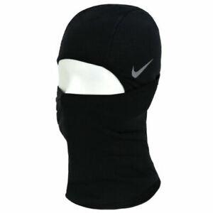 Nike AC4380-042 Therma Wrap Sphere Hood 2.0 Mask Black neck warmer face guard