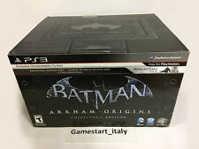 BATMAN ARKHAM ORIGINS COLLECTOR'S EDITION PS3 NUOVO SIGILLATO NEW REGION FREE