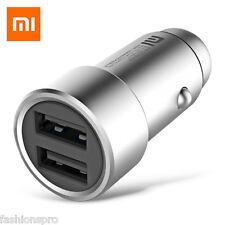 Xiaomi Rapide Chargement Chargeur Auto avec double USB Ports 12 24V Input