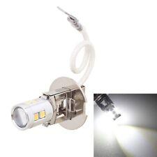 MZ H3 5W 500LM White Light 10 LED 2323 SMD LED Canbus Error-Free Car LED Front F