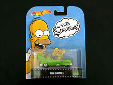 Mattel The Simpsons Diecast Vehicles