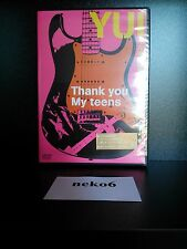 [YUI] Thank You My Teens (DVD) (Jpop) [TBE]