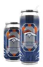 Denver Broncos Thermo Can Travel Mug Insulated