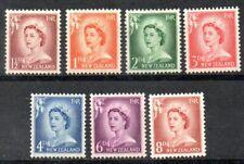 New Zealand, 1955, Sc. ##306-321, MLH OG. L1200