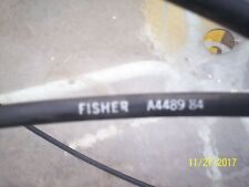Fisher snowplow 4489-84 cable