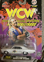 WCW Diamond Dallas Page Racing Champions Streetrods die cast car