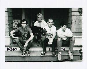 Ian MacKaye of Minor Threat REAL hand SIGNED Photo #1 COA Autographed
