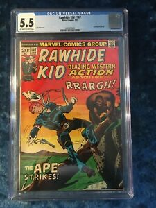 Marvel Comics 1/73 - Rawhide Kid #107 - CGC 5.5 - with Pin-up - Free Ship!