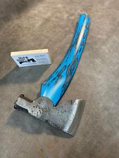 Vintage carpenters pack axe hatchet hammer POLISHED custom JESSE REED handle