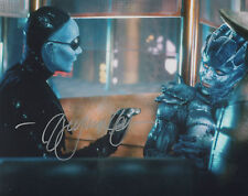 VIRGINIA HEY Signed 10x8 Photo PA'U ZOTZH ZHAAN In FARSCAPE COA