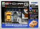 TOMY R/C Bit Char-G Tomica -TOYOTA dB Open Deck- 57 Mhz