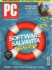 PC Professionale 2018 328 luglio.Software salvavita