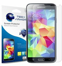 Tech Armor Matte Anti-Glare Screen Protector [3-Pack] for Samsung Galaxy S5